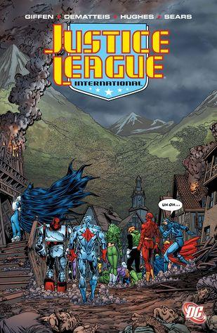 Justice League International, Vol. 6 by Bart Sears, Adam Hughes, Keith Giffen, J.M. DeMatteis