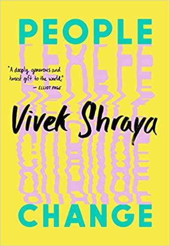 People Change by Vivek Shraya