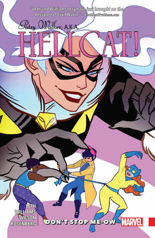 Patsy Walker, A.K.A. Hellcat!, Volume 2: Don't Stop Me-Ow by Brittney Williams, Megan Wilson, Kate Leth