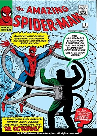 Amazing Spider-Man (1963-1998) #3 by Steve Ditko, Stan Lee