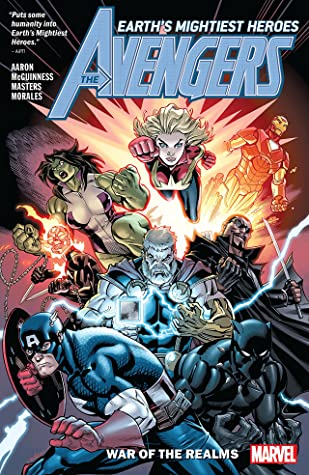 Avengers by Jason Aaron, Vol. 4: War of the Realms by Jason Masters, Jason Aaron, Ed McGuinness, Stefano Caselli