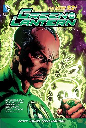 Green Lantern, Volume 1: Sinestro by Geoff Johns