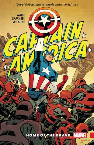 Captain America by Mark Waid: Home of the Brave by Howard Chaykin, Chris Sprouse, Michael Cho, Adam Hughes, Mark Waid, J.G. Jones, Leonardo Romero, Chris Samnee