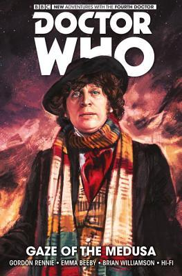 Doctor Who: The Fourth Doctor, Vol. 1: Gaze of the Medusa by Brian Williamson, Gordon Rennie, Emma Beeby