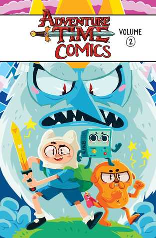 Adventure Time Comics Vol. 2 by Derek Fridolfs, Pendleton Ward, Zachary Sterling
