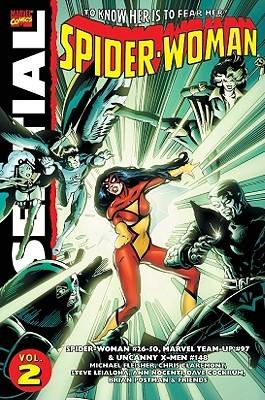 Essential Spider-Woman, Vol. 2 by Michael L. Fleisher, Steven Grant, Steve Leialoha, Jerry Bingham, J.M. DeMatteis, Mike Esposito, Ann Nocenti, Chris Claremont