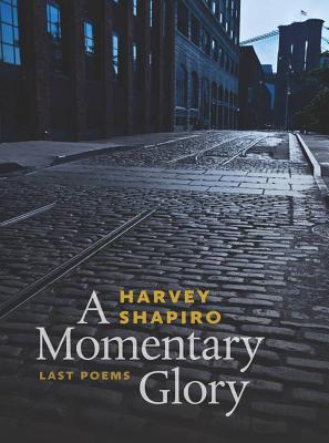 A Momentary Glory: Last Poems by Harvey Shapiro