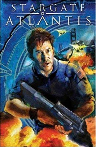Stargate Atlantis VOL 1 GN by Scottie Watson, J.C. Vaughn, Mark Wheatley, Greg LaRocque, Mark L. Haynes