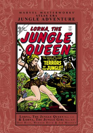 Marvel Masterworks: Atlas Era Jungle Adventure, Vol. 1 by Werner Roth, Jim Mooney, Don Rico