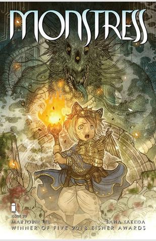 Monstress #20 by Sana Takeda, Marjorie M. Liu