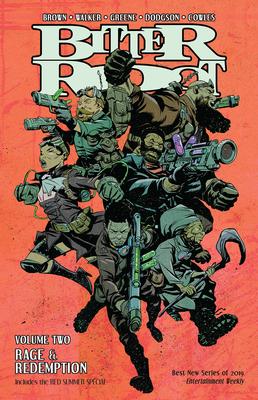 Bitter Root Volume 2: Rage & Redemption by Chuck Brown, David F. Walker