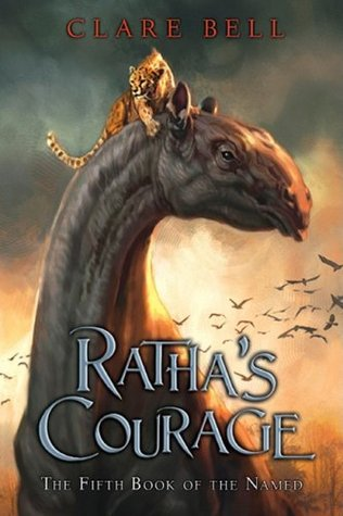 Ratha's Courage by Clare Bell