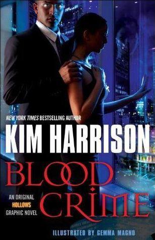 Blood Crime by Gemma Magno, Kim Harrison