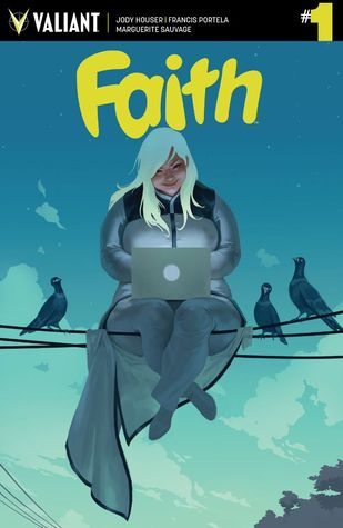 Faith #1: Digital Exclusive Edition by Dave Sharpe, Tom Brennan, Marguerite Sauvage, Francis Portela, Andrew Dalhouse, Jody Houser