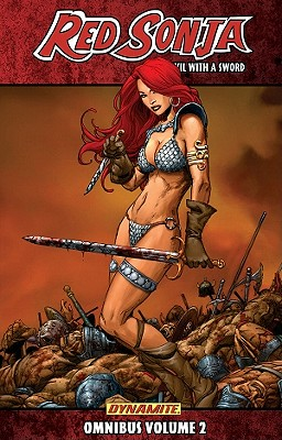Red Sonja: She-Devil with a Sword Omnibus Volume 2 by Michael Avon Oeming, Brian Reed