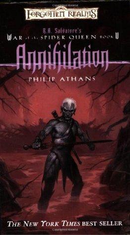 Annihilation by Philip Athans