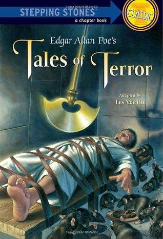 Edgar Allan Poe's Tales of Terror by Edgar Allan Poe, Les Martin