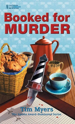 Booked for Murder by Tim Myers