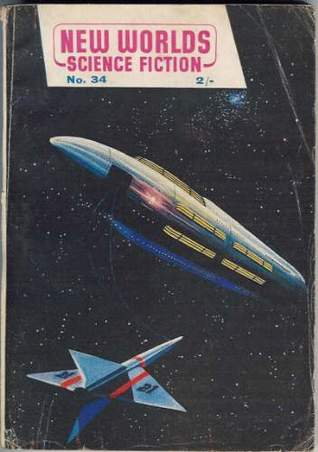 New Worlds Science Fiction, #34 by E.C. Tubb