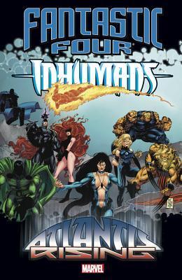 Fantastic Four/Inhumans: Atlantis Rising by Mike Kanterovich, Geof Isherwood, Paul Ryan, Dante Bastianoni, Glenn Herdling, Tom DeFalco, M.C. Wyman, Roy Thomas