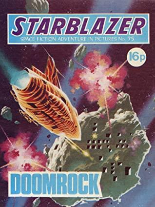 Doomrock (Starblazer, #75) by Ian Kennedy, Enrique Alcatena, W. Reed