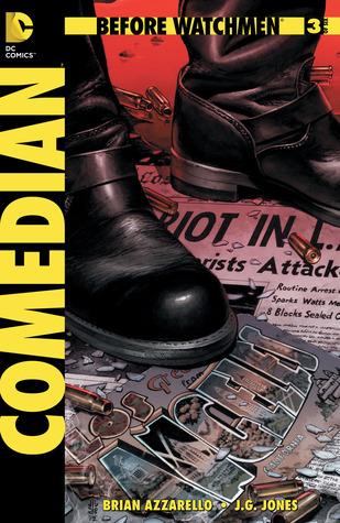 Before Watchmen: The Comedian #3 by John Higgins, Brian Azzarello, J.G. Jones