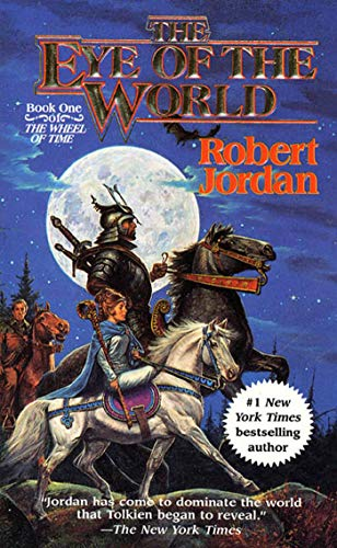 The Eye of the World (The Wheel of Time, #1) by Robert Jordan