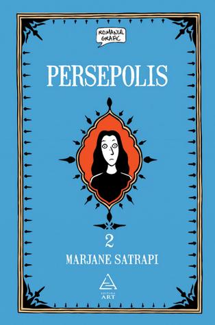 Persepolis by Marjane Satrapi, Marjane Satrapi