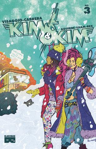 Kim & Kim #3 by Magdalene Visaggio, Eva Cabrera