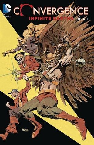 Convergence: Infinite Earths, Book One by Ben Caldwell, Paul Levitz, Jerry Ordway