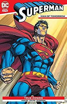 Superman: Man of Tomorrow #16 by Scott Kolins, Kenny Porter