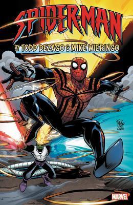 Spider-Man by Todd DeZago & Mike Wieringo Vol. 1 by Josh Hood, Todd Dezago, Mike Wieringo, Luke Ross, Todd Nauck, Jason Armstrong, Richard Case