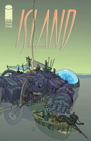 Island #4 by Brandon Graham, Gael Bertrand, Farel Dalrymple
