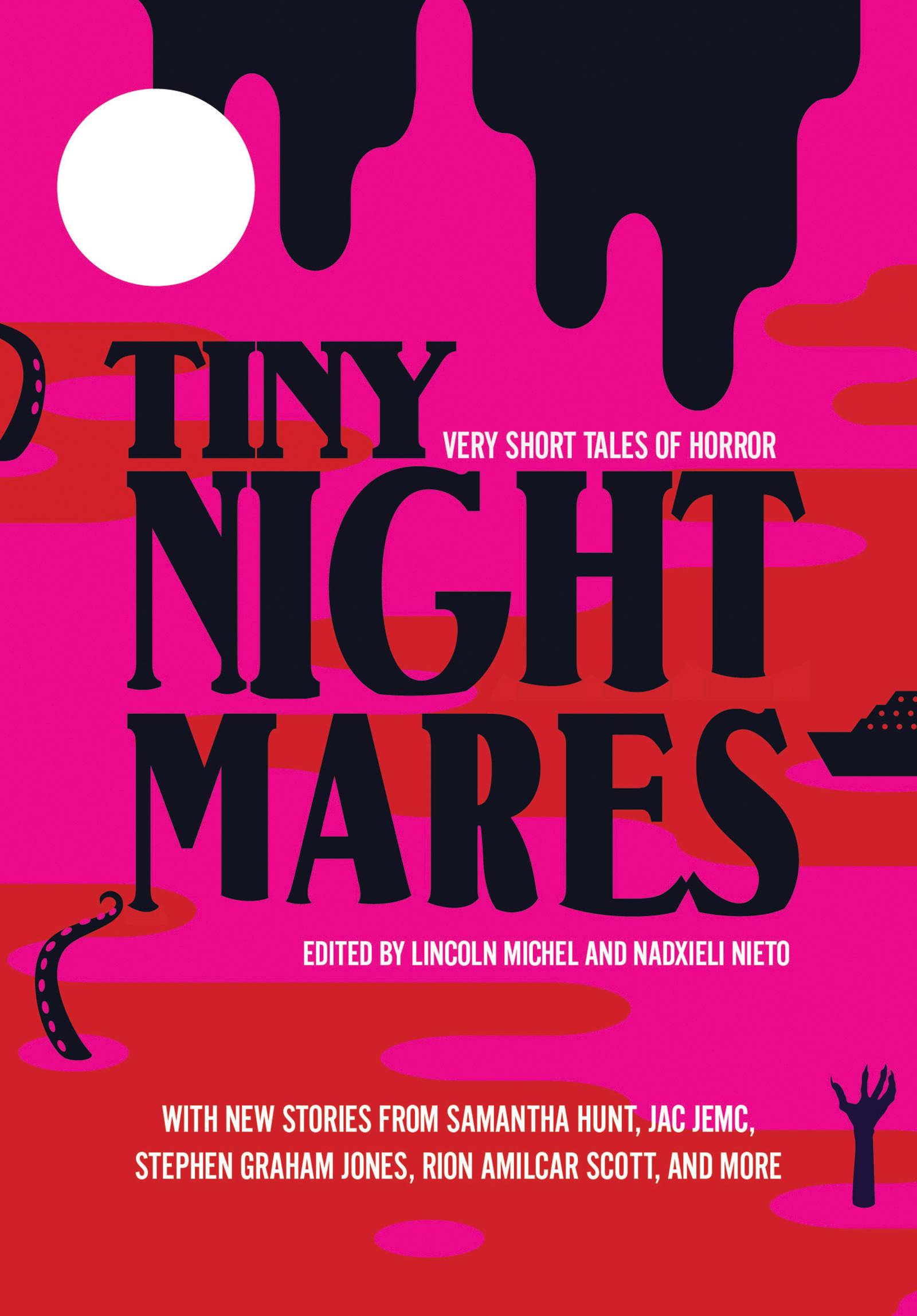 Tiny Nightmares: Very Short Stories of Horror by Lincoln Michel