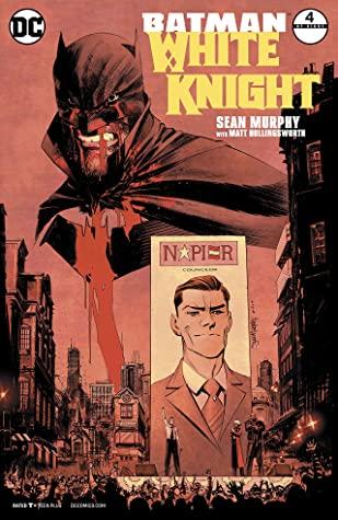Batman: White Knight #4 by Matt Hollingsworth, Sean Gordon Murphy