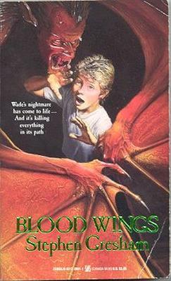 Blood Wings by Stephen Gresham