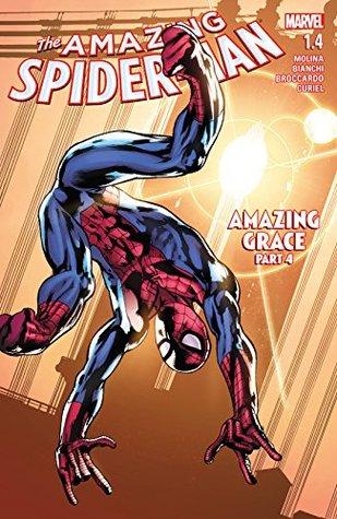 Amazing Spider-Man (2015-2018) #1.4 by Simone Bianchi, Jose Molina, Bryan Hitch