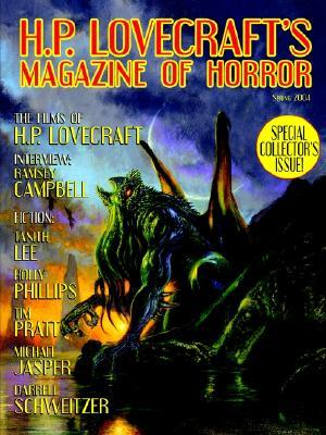 H.P. Lovecraft's Magazine of Horror 1 by John Gregory Betancourt, H.P. Lovecraft