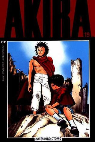 Akira, #19: To Save the Children by Katsuhiro Otomo