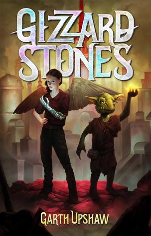 Gizzard Stones by Garth Upshaw