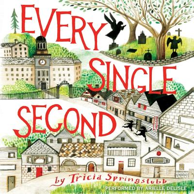 Every Single Second by Tricia Springstubb