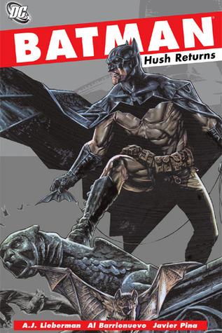Batman: Hush Returns by A.J. Lieberman, Javier Pina, Al Barrionuevo