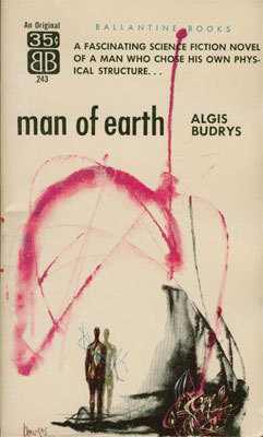 Man of Earth by Algis Budrys