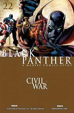 Black Panther (2005-2008) #22 by Manuel García, Sean Parsons, Reginald Hudlin, Jay Leisten