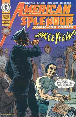 American Splendor: Comic-Con Comics by Harvey Pekar