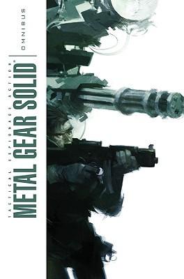Metal Gear Solid Omnibus by Alex Garner, Ashley Wood, Kris Oprisko, Matt Fraction