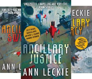 Imperial Radch: 3 Book Series by Ann Leckie