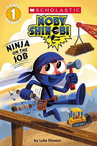 Ninja on the Job by Luke Flowers