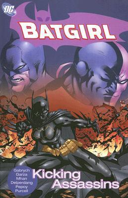 Batgirl, Vol. 5: Kicking Assassins by Andersen Gabrych, Jesse Delperdang, Alé Garza, Pop Mhan