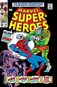 Marvel Super Heroes #14 by Roy Thomas